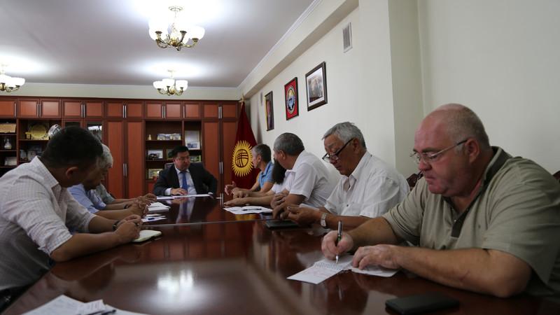 Минсельхоз: На территории КР создано предприятие по выращиванию семенного картофеля — Tazabek