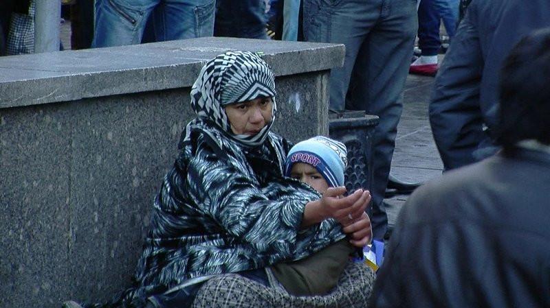 В Ингушетии приезжих женщин из Узбекистана и Таджикистана задержали за попрошайничество детей