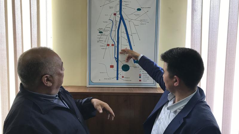 Узбекистан и Кыргызстан при содействии США обсудили управление общими водными ресурсами