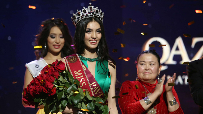 Названа «Мисс Казахстан-2019» (видео)