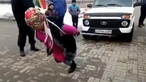 Суровые Актюбинские женщины