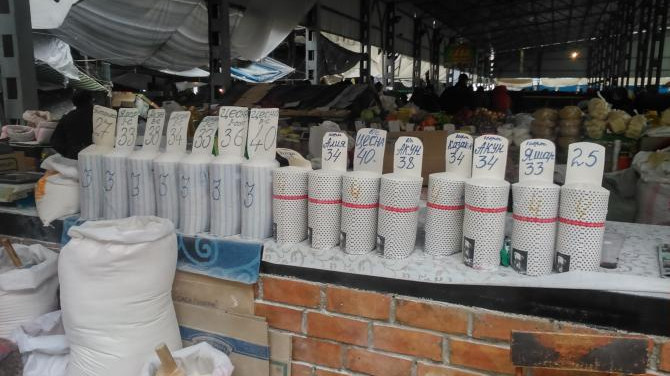 Минэкономики сравнило цены на муку на 3 рынках Бишкека (таблица)