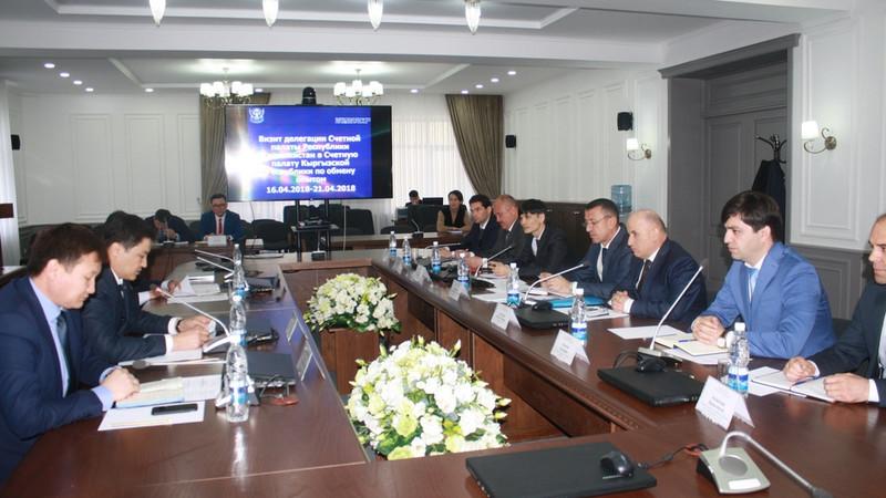 Таджикистан заинтересован во взаимодействии со Счетной палатой Кыргызстана