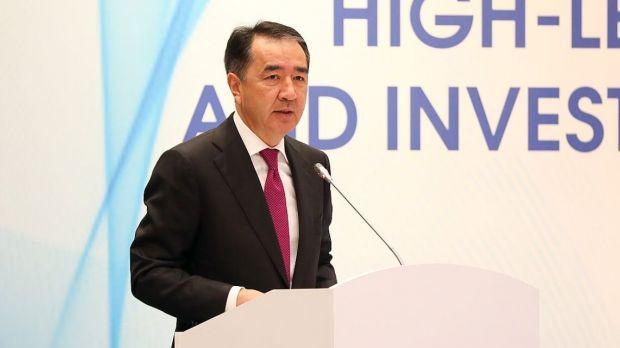 За 10 лет Казахстан привлек порядка $250 млрд прямых иностранных инвестиций, - Б.Сагинтаев