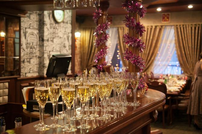 Ресторан в екатеринбурге новый год