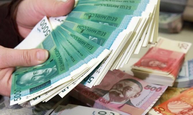 Курс рубля по отношению к сому