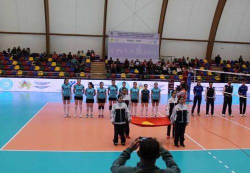 Университетские игры в Баку2