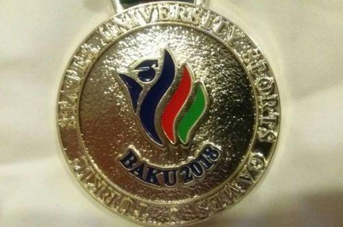 Университетские игры в Баку