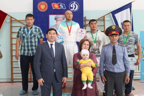 Чемпионат МВД по курешу (1)