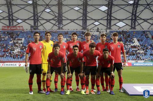 сборная кореи