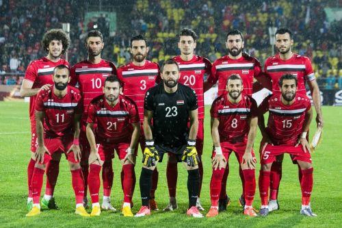 Сборная Сирии по футболу