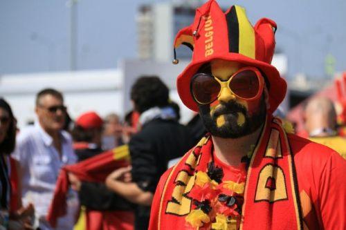 Бельгия - Тунис2