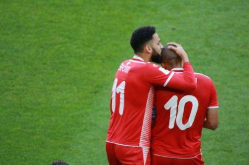 Бельгия - Тунис6