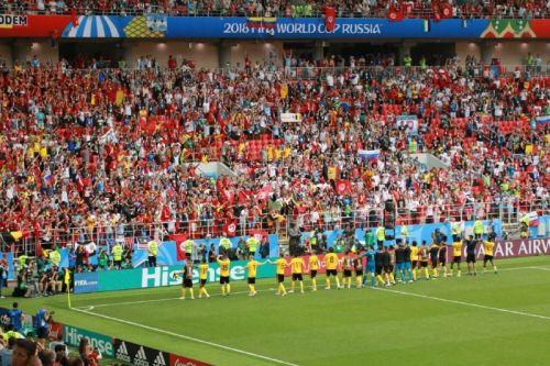 Бельгия - Тунис13