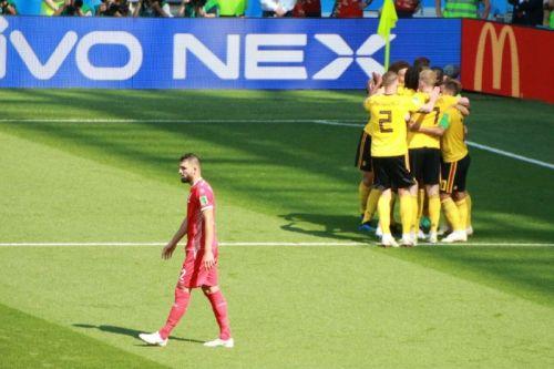 Бельгия - Тунис5
