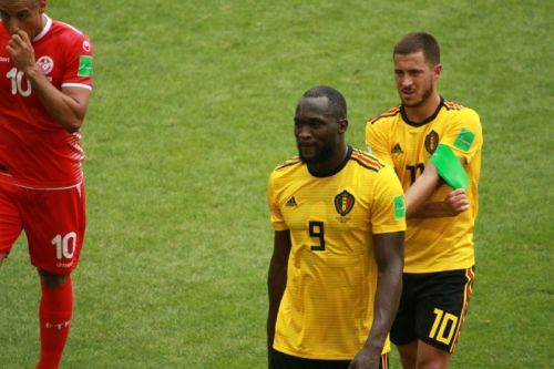 Бельгия - Тунис10