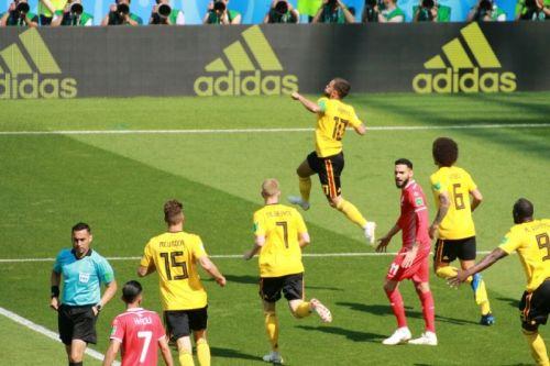 Бельгия - Тунис4