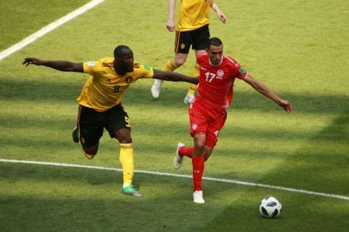 Бельгия - Тунис12