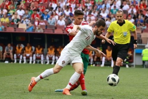 Португалия - Марокко7