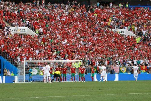 Португалия - Марокко11
