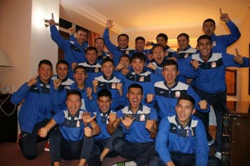 Сборная Кыргызстана по футзалу U-20