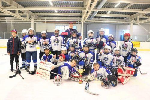 Сборная Бишкека по хоккею