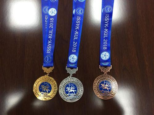 Медали Кубка Азии1