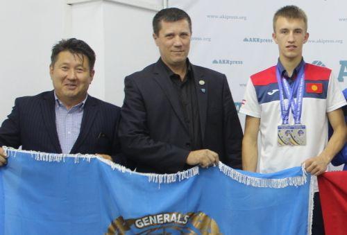 Керимбек Мияров