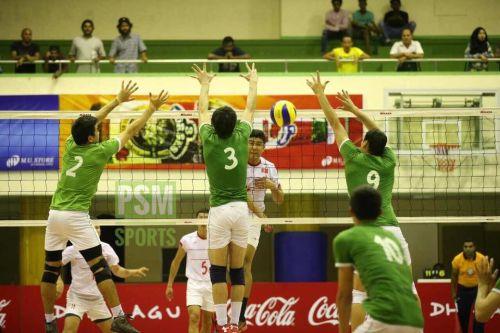 Туркменистан - Кыргызстан, финал2