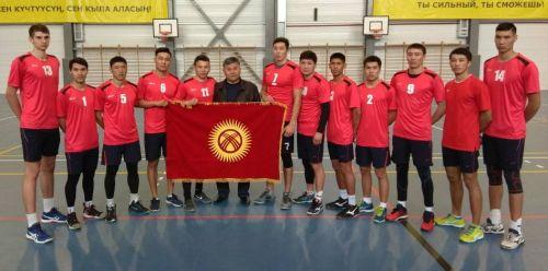 Сборная Кыргызстана по волейболу