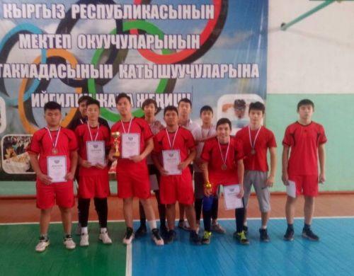 Чемпионат СДЮШОРСИ