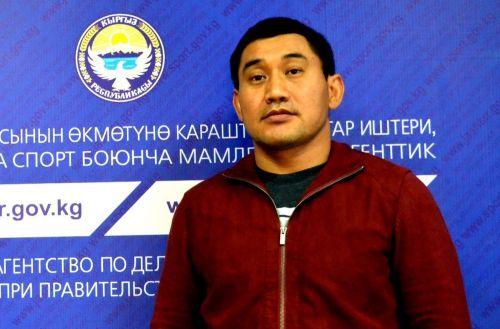 Улукбек Карачолоков