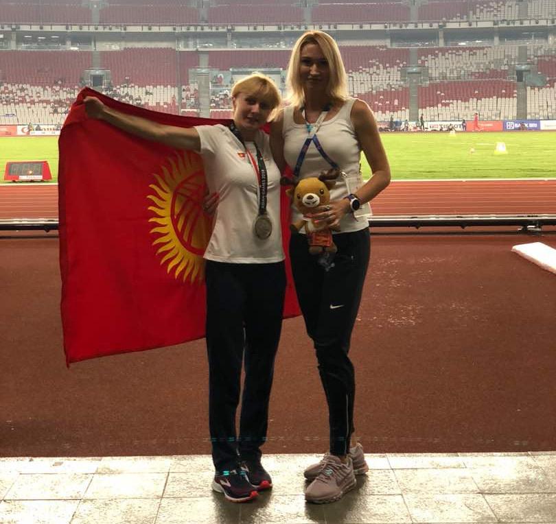 Дарья Маслова и Татьяна Борисова
