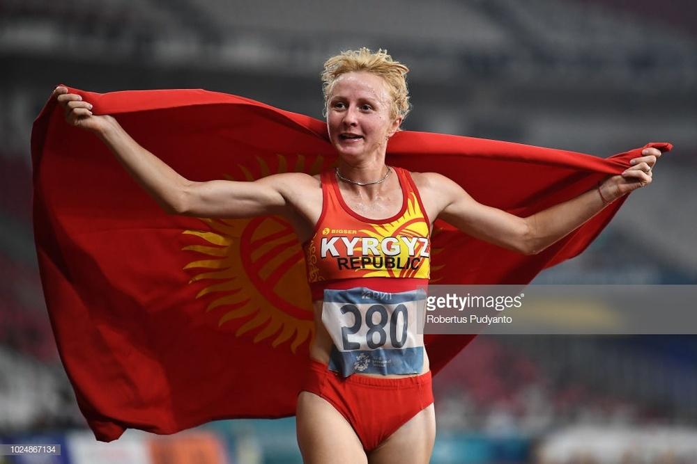 Дарья Маслова 5000 метров9