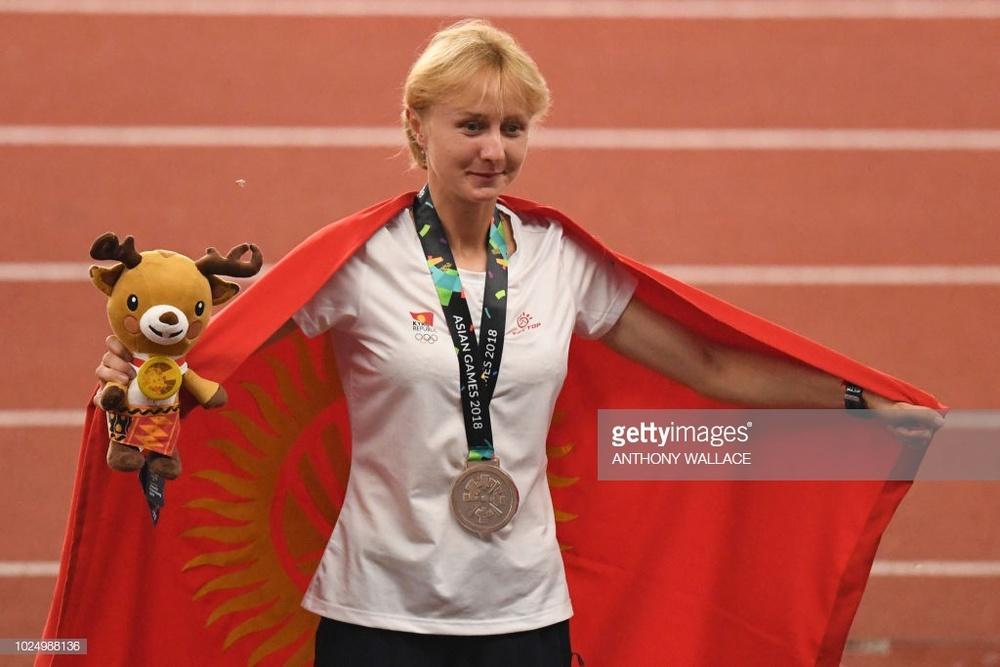 Дарья Маслова 5000 метров15