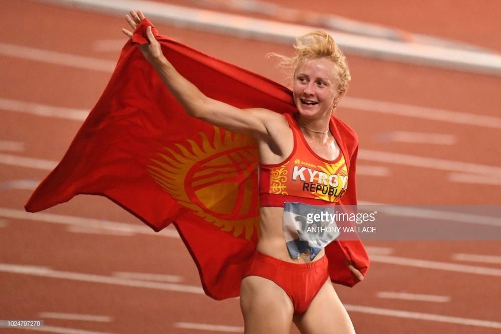 Дарья Маслова 5000 метров