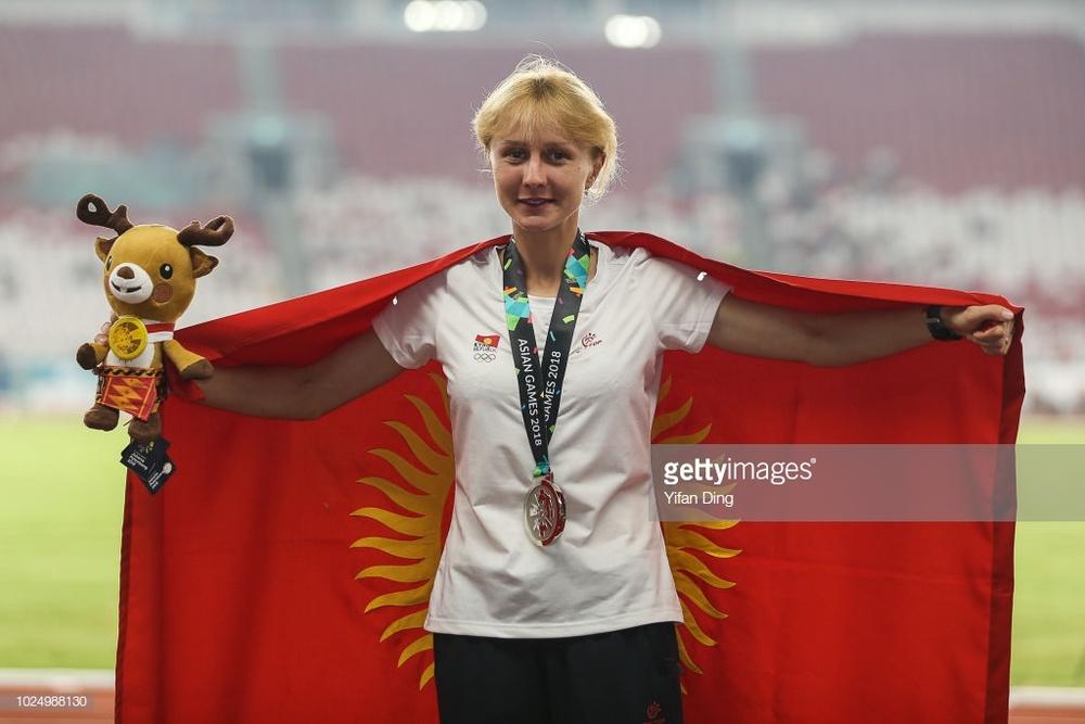 Дарья Маслова 5000 метров14