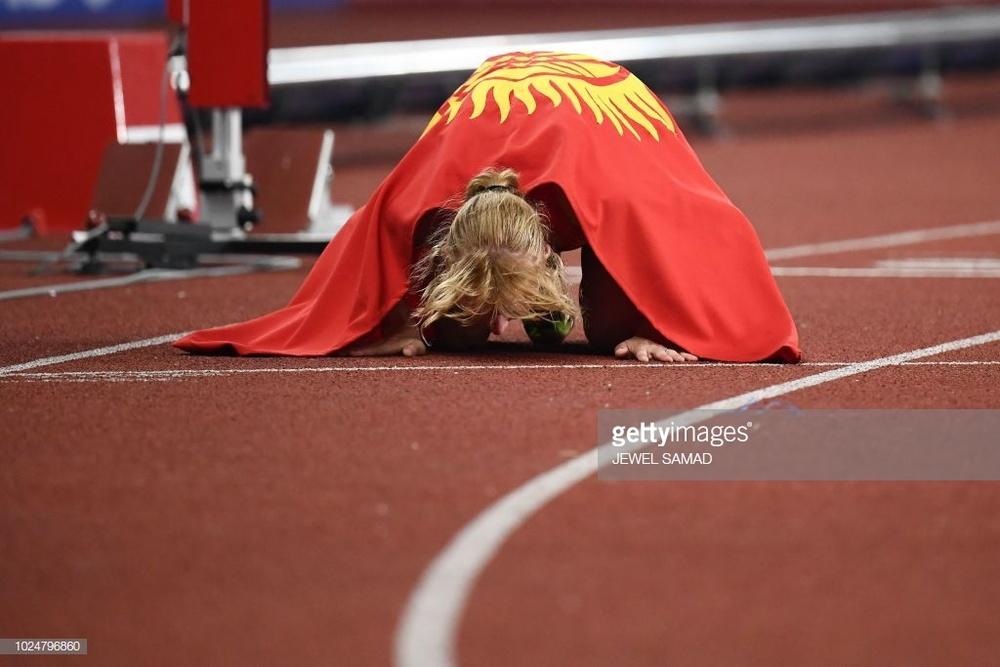 Дарья Маслова 5000 метров2