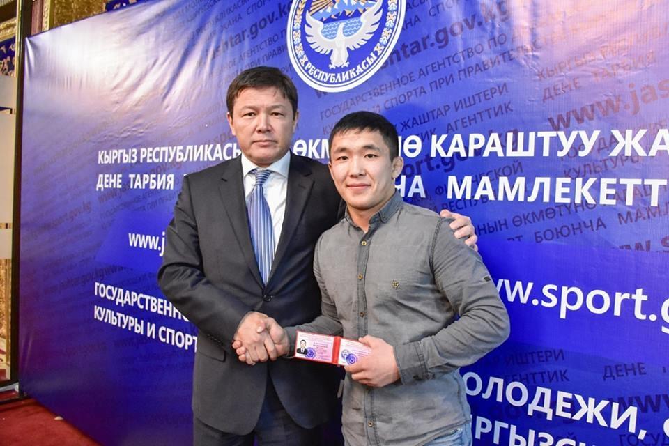 Жоламан Шаршенбеков