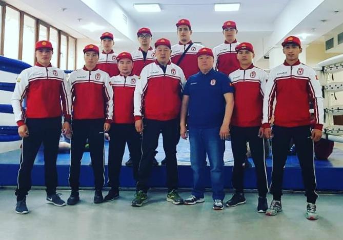 Молодежная сборная Кыргызстана по боксу