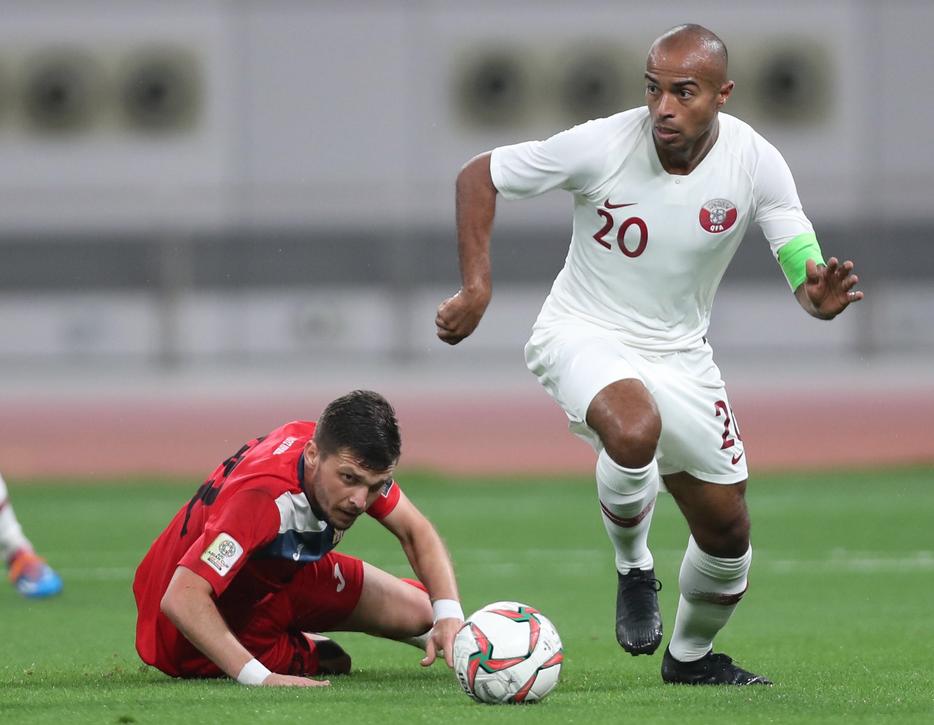 Катар - Кыргызстан2