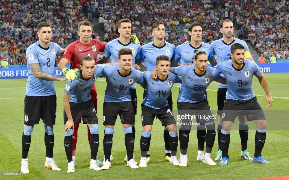 Сборная Уругвая по футболу1