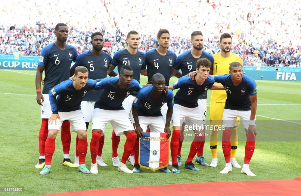 Сборная Франции по футболу1