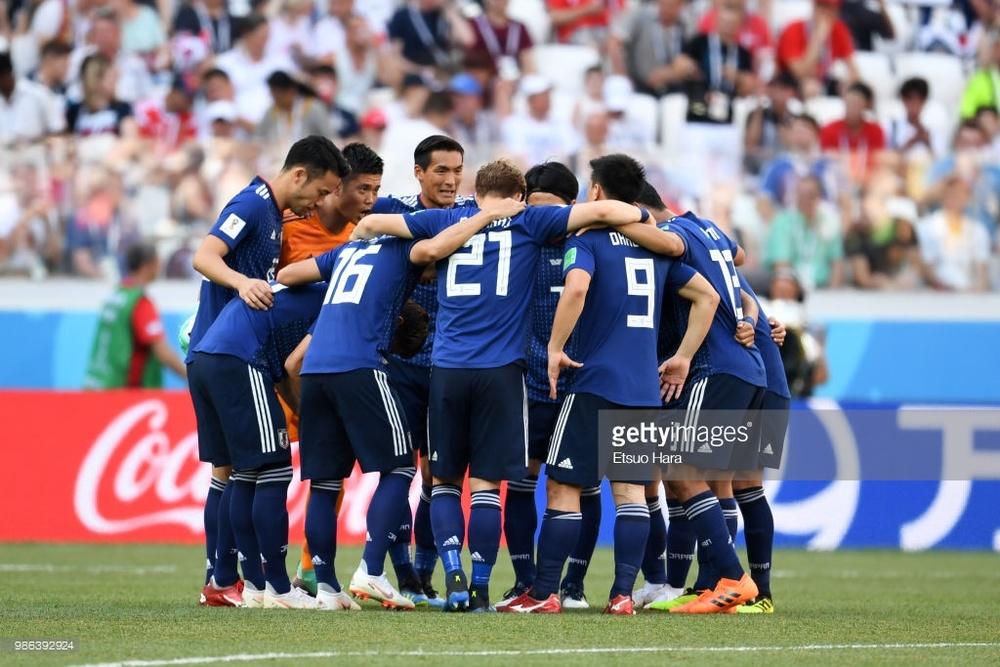 Сборная Японии по футболу1