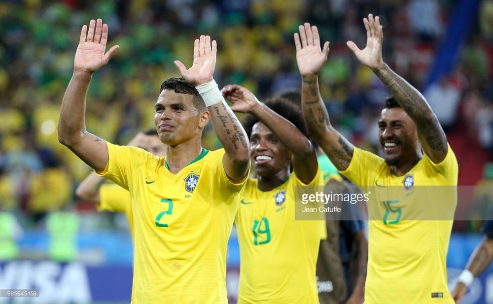 Сборная Бразилии по футболу1