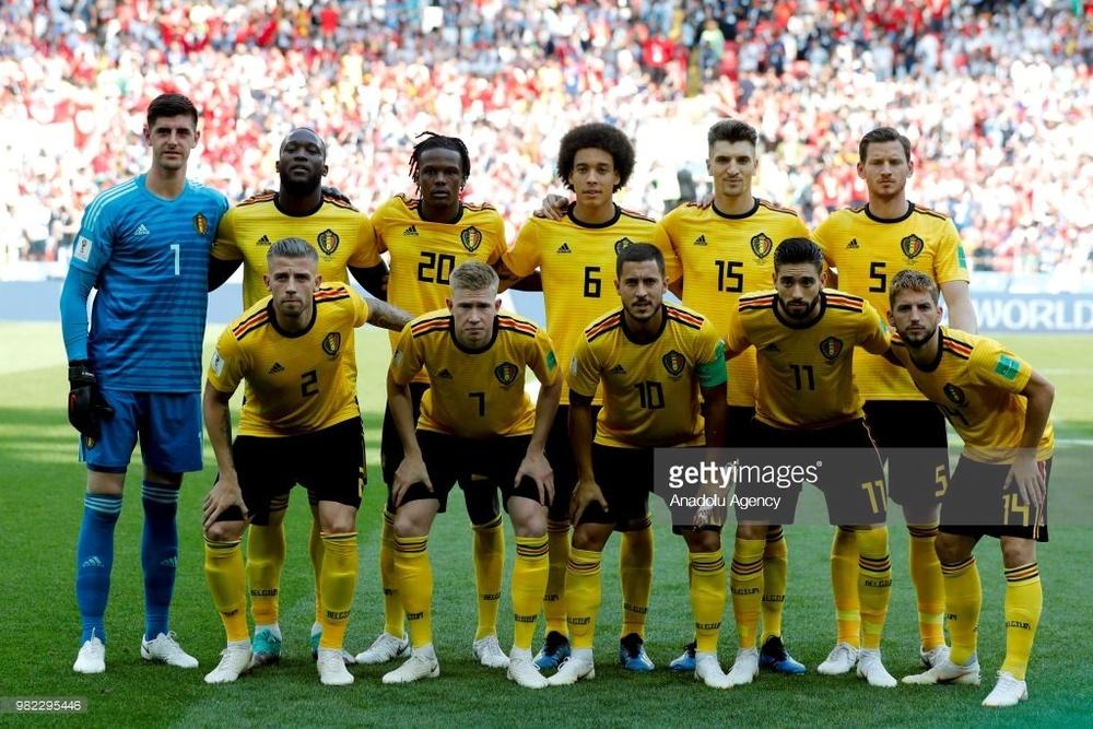 Сборная Бельгии по футболу1