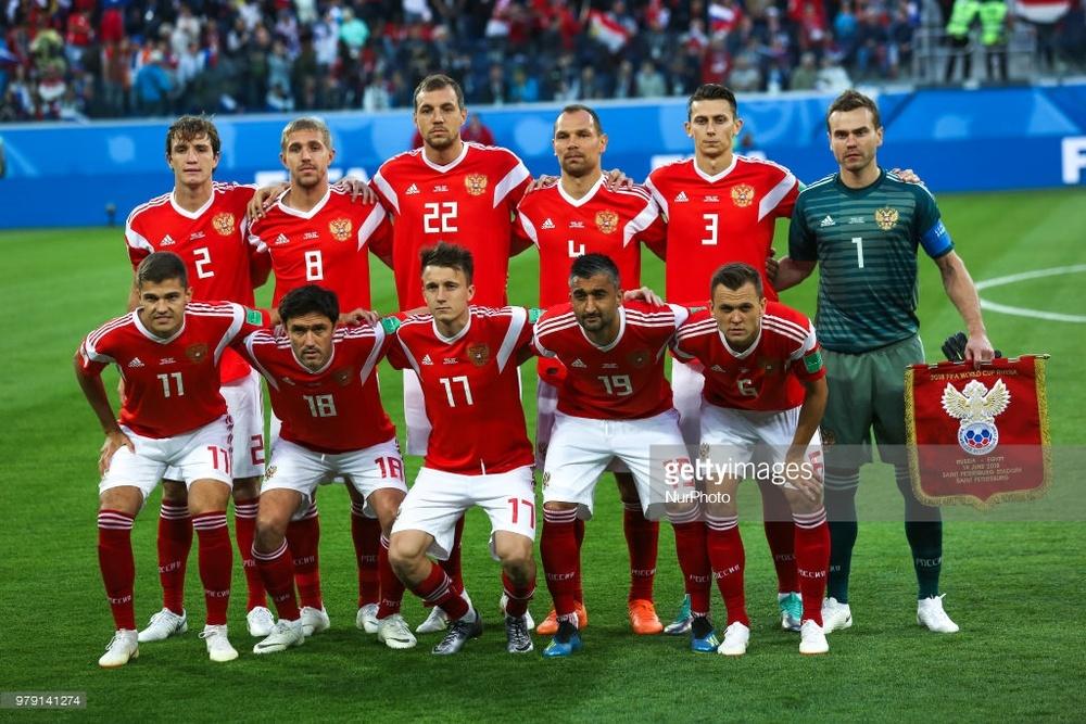 Сборная России по футболу1