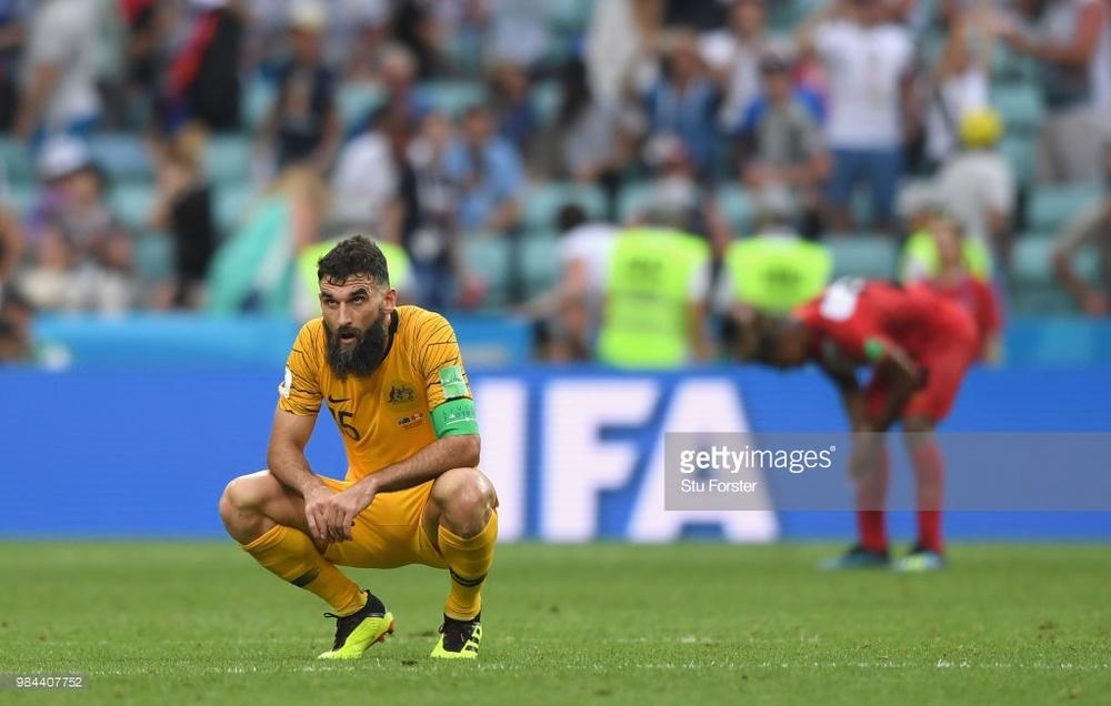 Сборная Австралии по футболу