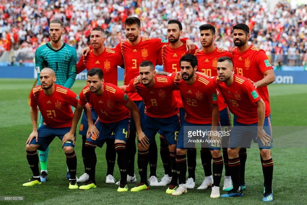 Сборная Испании по футболу1