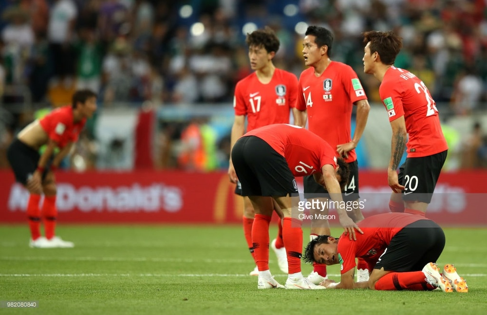 Сборная Кореи по футболу
